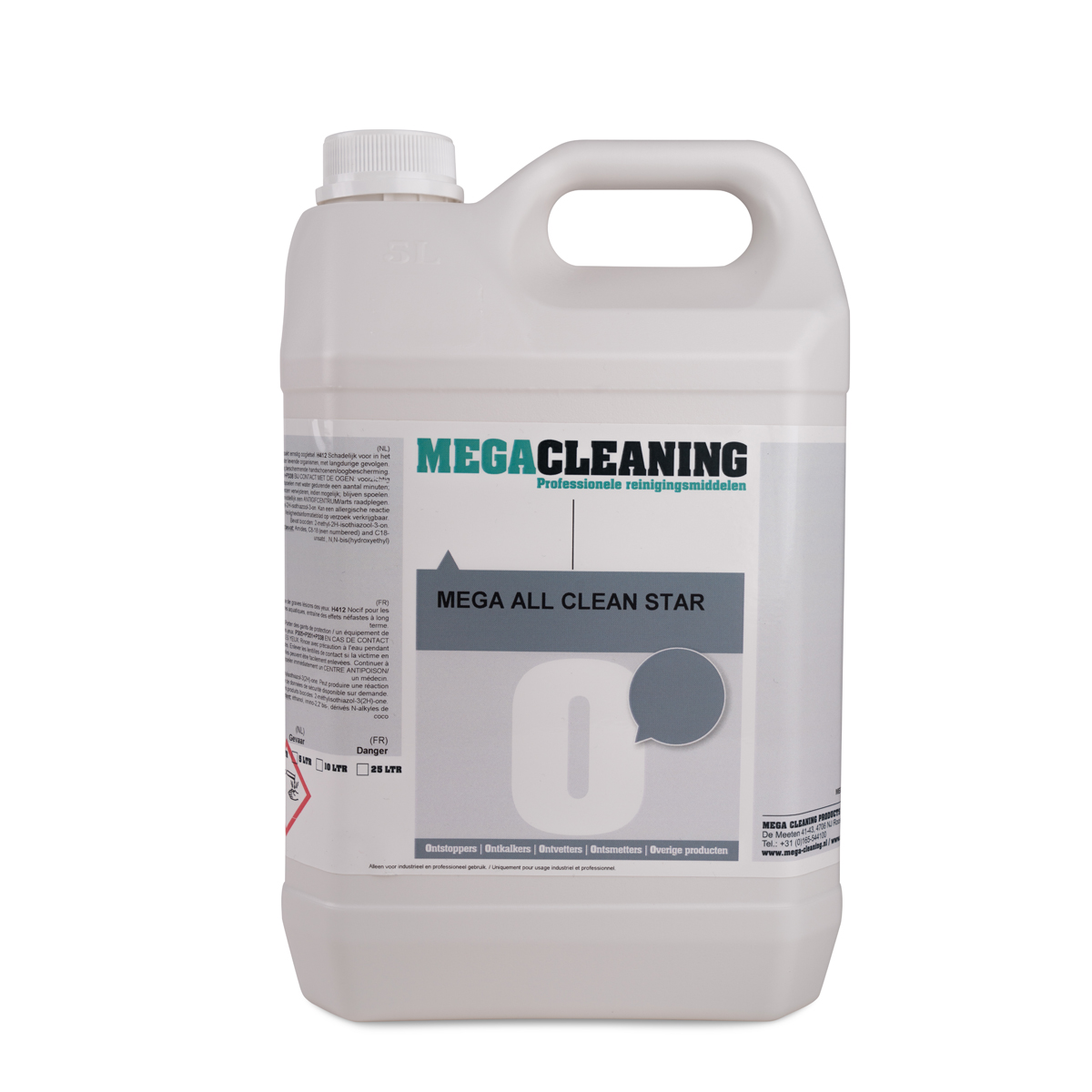 MEGA All Clean Star, allesreiniger