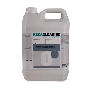 MEGA Floor Shine, vloeronderhoud voor vloeren met waslaag