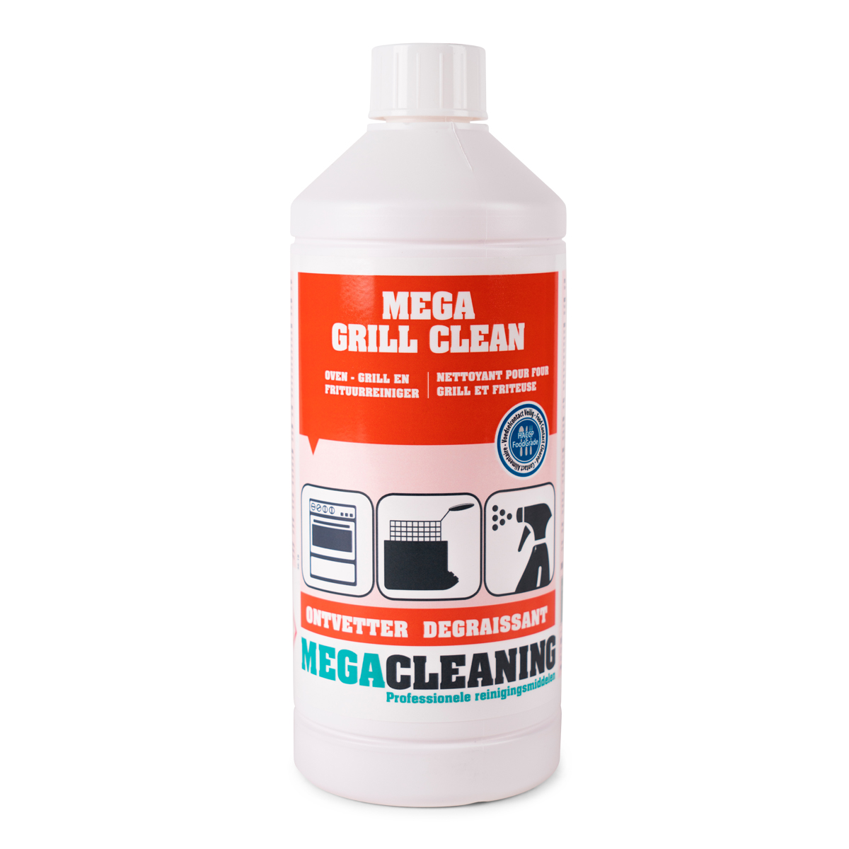 MEGA Grill Clean, Grill Reiniger