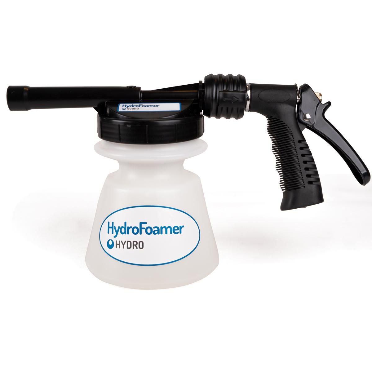 Hydrofoamer - voor reiniging met schuim